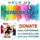 fanfairefoundation- nurture-creativity-donate-button